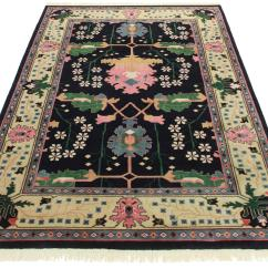 Hickory Chair Dallas Design Center Notre Dame Rugsindallas Hand Knotted Wool Indian Rug - 6' X 8'6