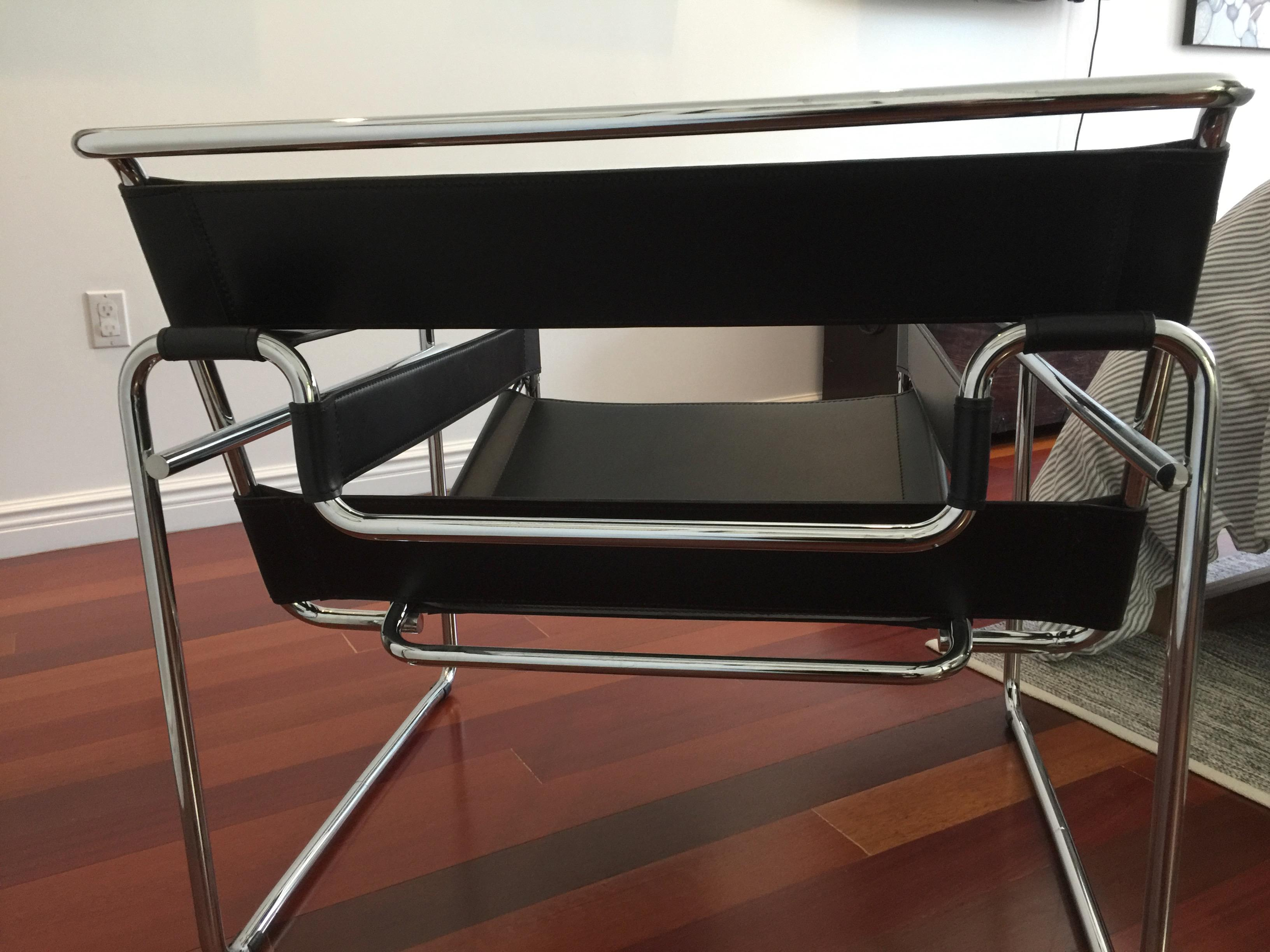 Wassily Chair Reproduction  Chairish