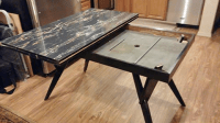 Castro Convertible Coffee/Dining Table | Chairish