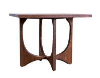 Broyhill Brasilia Mid-Century Side Table | Chairish