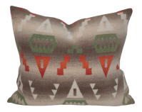Natural Colored Pendleton Pillow | Chairish