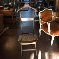 Men's Valet Chair | Chairish