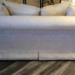Southern Furniture Gibson Sofa Chair And Covers Nz Company | Chairish