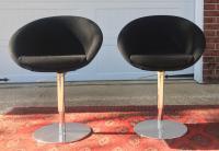 Mid-Century Modern Swivel & Adjustable Chairs Stools - a ...