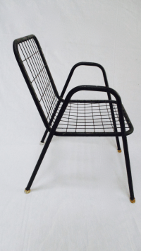 Mid Century Modern Bertoia Knoll Child's Chair