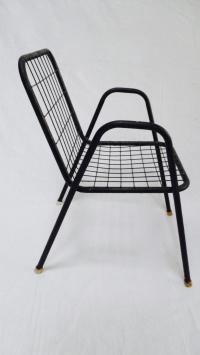 Mid Century Modern Bertoia Knoll Child's Chair | Chairish