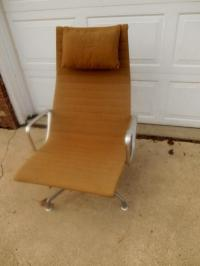 Mid-Century Modern Vintage Eames for Herman Miller Brown ...
