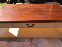 Ethan Allen French Country Style Coffee Table | Chairish