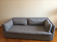Shelter Sofa | West Elm | Chairish