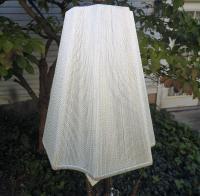 Alexander-John Brass Reeds Floor Lamp | Chairish