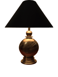 Vintage & Used Table Lamps