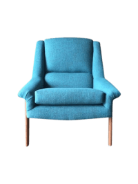 Mid-Century Refinished Dux Lounge Chair | Chairish