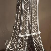 Eiffel Tower Table Lamp | Chairish