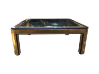 1970's Mastercraft Coffee Table | Chairish
