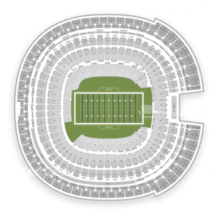 Chargers Seating Chart Virtual Arenda Stroy