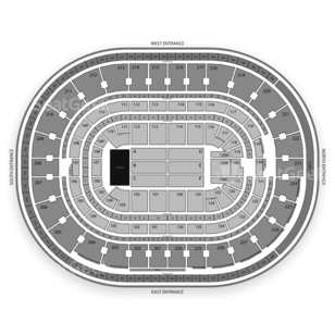 The Palace Of Auburn Hills Seating Chart Seat Numbers Otvod