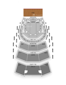 Ziff ballet opera house at adrienne arsht center seating chart  map seatgeek also rh