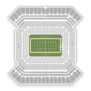 philadelphia eagles chair high decorations 1st birthday boy tampa bay buccaneers seating chart & interactive map | seatgeek