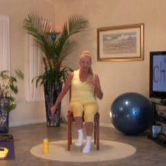 Chair Exercises For Seniors Dvd Australia Office Leans Forward Exercise Sit To Be Fit With Chairobics 2018 Our Reader Score