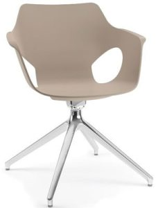 Ole chairs. The Ole's unique shell confidently envelops the occupant, whilst the sweeping curves and robust shell structure demonstrates proportion and style.