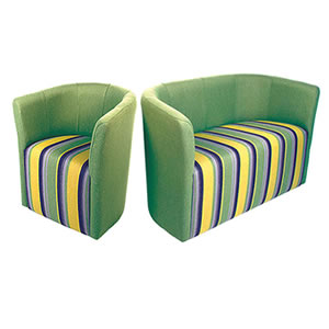 Ivano breakout soft seating
