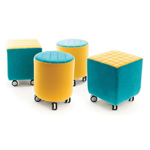 Jolly breakout soft seating