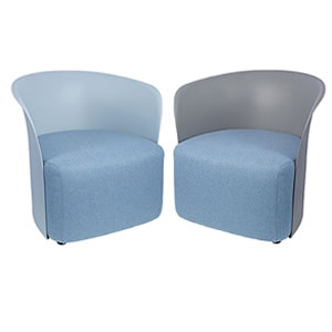 Oscar breakout soft seating
