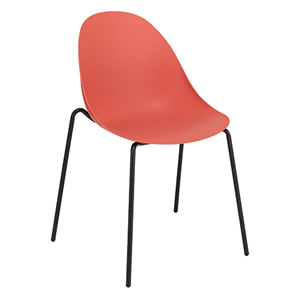 Vivid chairs. Industrial and Leisure seating