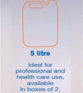 Hand sanitiser 5 litre