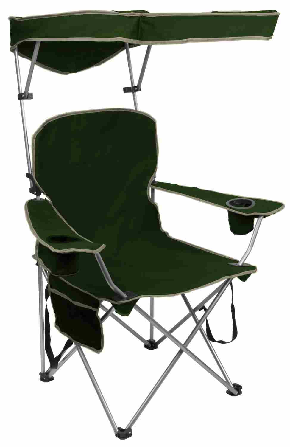 Fold Up Chair With Canopy Camping Chair With Shade