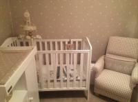 Fryetts Alphabet Fabric Adult Chair ABC Nursery Pink ...