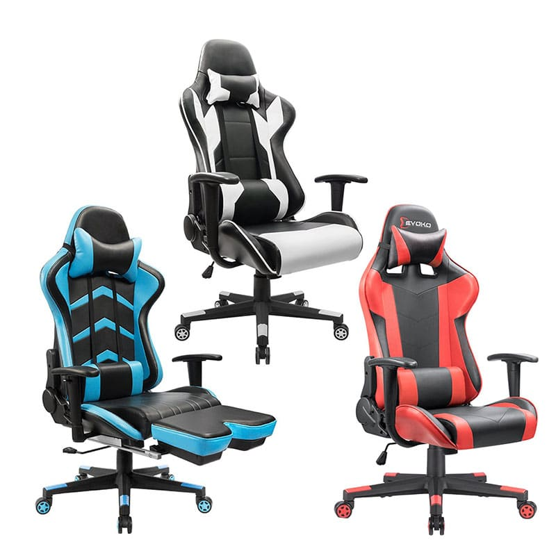 how much is a good gaming chair wheelchair nz best budget chairs of 2019 reviews and comparison chairsfx with