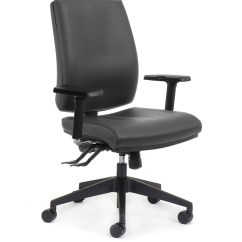 Coleman Lumbar Quattro Chair Rocking Babies R Us Australia High Back Office Furniture Desk Chairs Task
