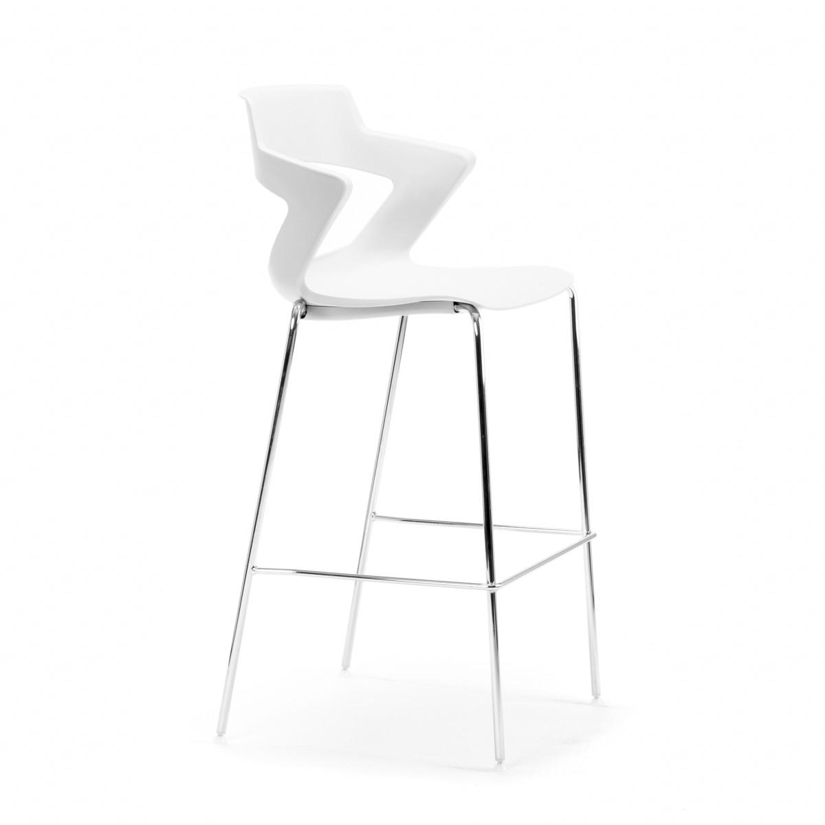 Zen Barstool Office Furniture Desk Chairs Task Seating
