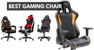 Best Gaming Chair 2017