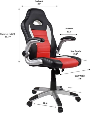 homall-ergonomic-chair-comfortable-office-chairs-for-gaming