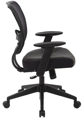 best affordable office chair 2018 rattan table and chairs top 10 under 200 dollars updated space seating airgrid