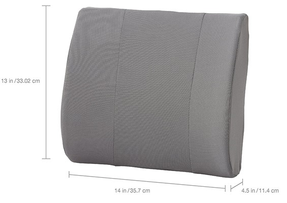 Duromed - lumbar support cushion for car