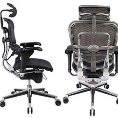 Office Chairs For Sciatica Reclining On Sale Best Chair To Avoid Back Pain Updated 2018 Must Check Ergohuman High Relief