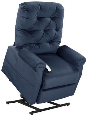 Mega Motion Easy Comfort Recliner - 400 lb office chair