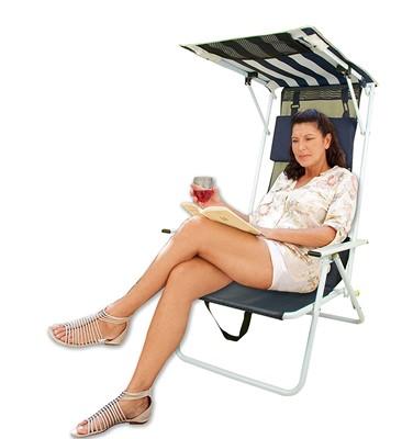 Quik Shade Beach Chair - best beach chair for bad back