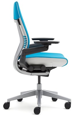 Steelcase Gesture lumbar support
