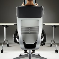 Steelcase Gesture Chair White Wicker Rocking Chairs Review Most Versatile Office Updated 2018 With Headrest