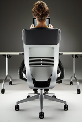 steelcase gesture chair high chairs for twins review most versatile office updated 2018 with headrest