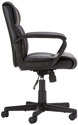 AmazonBasics Mid Back Chair - computer chair amazon