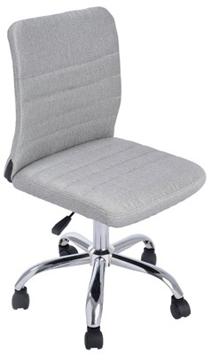 Green Forest Armless Chair - best chair for computer work