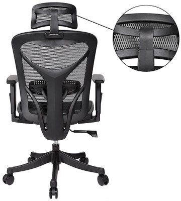 Homdox Ancheer Ergonomic Office Chair - best office chair for neck and shoulder pain