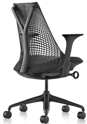 Review-Herman Miller Sayl - herman miller sayl office chair