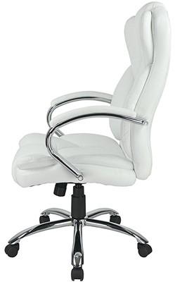 High Back PU Leather Executive Office Desk Task Computer Chair - Best executive leather office chair