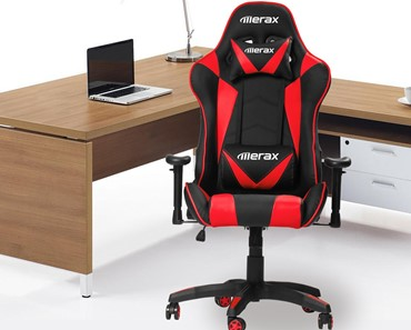 Awe Inspiring Merax Gaming Chair Review Affordable Smart Updated 2019 Pabps2019 Chair Design Images Pabps2019Com